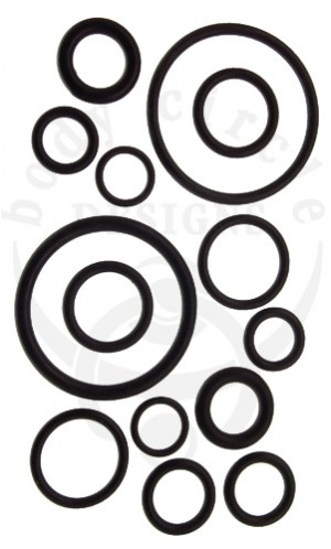 Replacement Rubber O-Rings - Ethylene Propylene