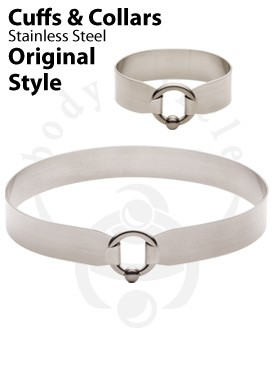 Cuffs and Collars - 316L Stainless Steel