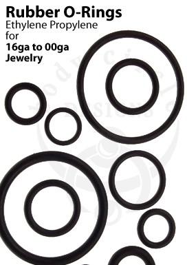 Replacement Rubber O-Rings - Ethylene Propylene